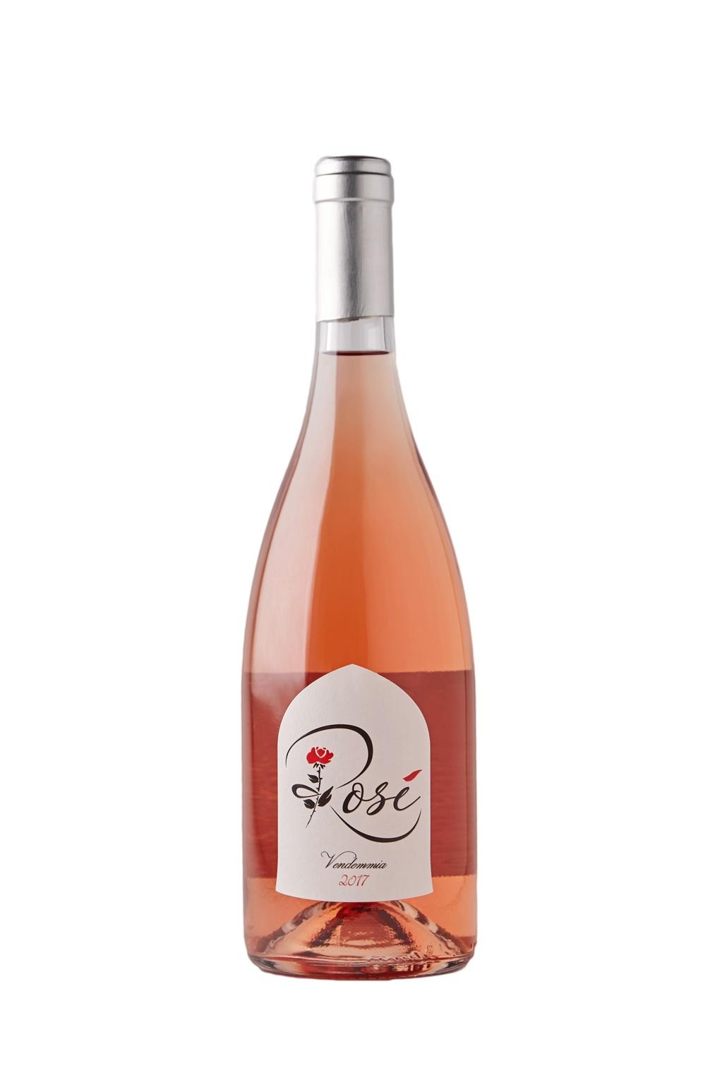 Vino rosè Ercolani 2017